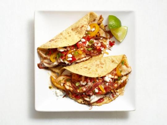 Chicken Fajitas Keeprecipes Your Universal Recipe Box