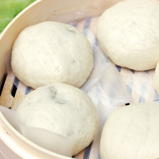 Steamed Pork Buns (Baozi) | KeepRecipes: Your Universal Recipe Box