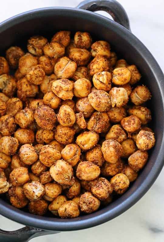 Roasted Chickpea Snack | KeepRecipes: Your Universal Recipe Box