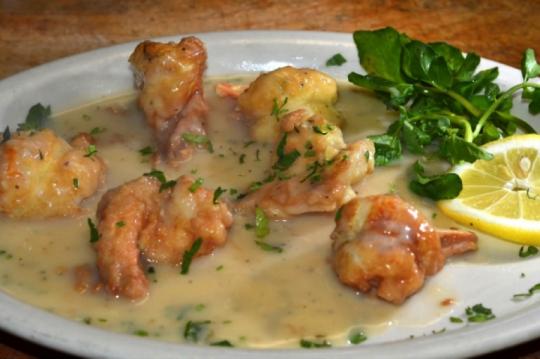 Shrimp Francese Keeprecipes Your Universal Recipe Box