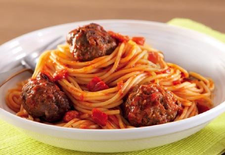 Aldi Spaghetti Meatballs Keeprecipes Your Universal Recipe Box