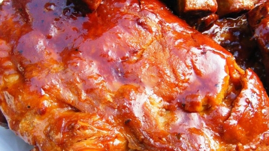 Slow-Cooker Barbecue Ribs Recipe | KeepRecipes: Your Universal Recipe ...