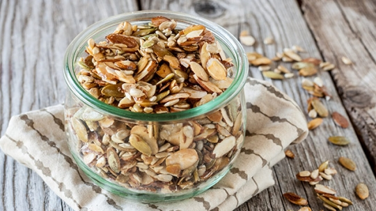 Diy Nut Seed Trail Mix Keeprecipes Your Universal