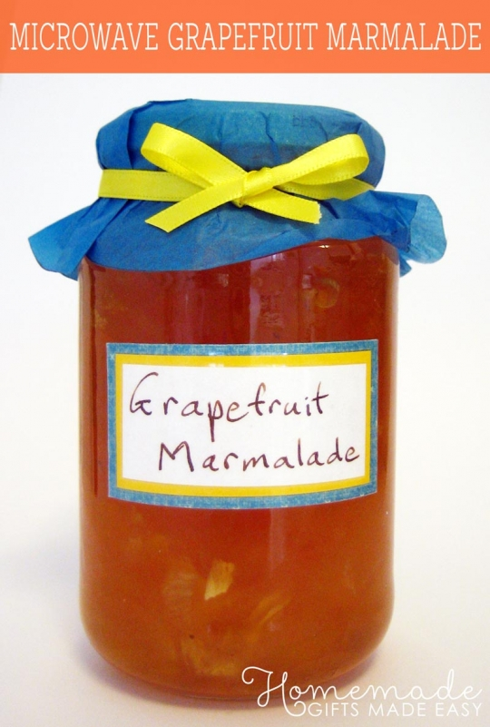 Grapefruit Marmalade Recipe | KeepRecipes: Your Universal Recipe Box