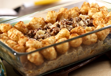 Campbell S Tater Topped Casserole Recipe Keeprecipes Your Universal Recipe Box
