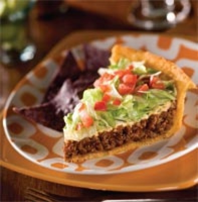 Real Taco Pie Keeprecipes Your Universal Recipe Box