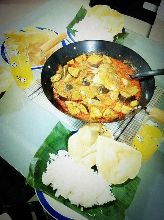 Fish head curry keeprecipes your universal recipe box for Fish head recipe