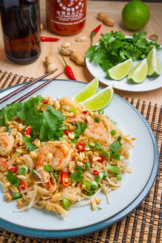 Spicy Peanut Sauce Pad Thai | KeepRecipes: Your Universal Recipe Box
