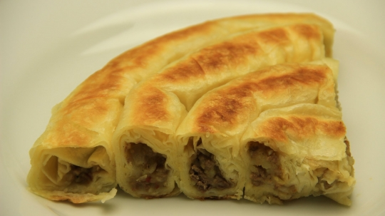 Turkish potatoes rolled borek recipe without oven keeprecipes see original recipe at youtube forumfinder Choice Image