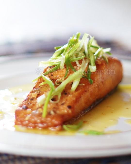 lemon salmon recipes - photo #5