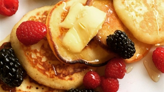 Good Old Fashioned Pancakes Recipe KeepRecipes Your Universal