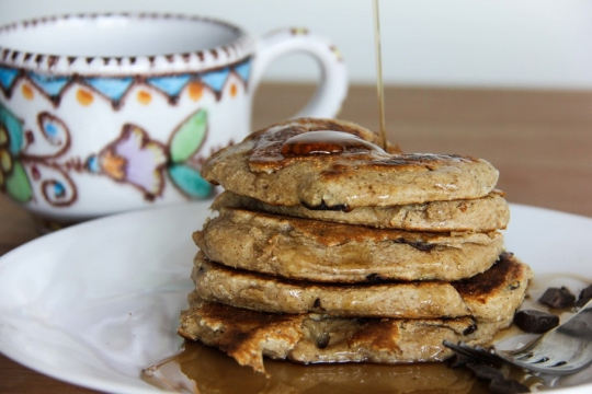 How to make oatmeal chocolate chip pancakes better than basic how to make oatmeal chocolate chip pancakes better than basic ccuart Image collections