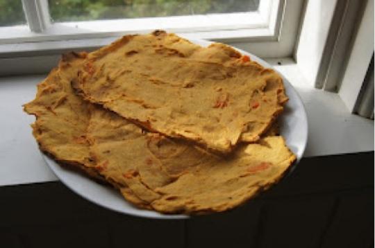 Vegan Gluten-free Sweet Potato Tortilla Wraps | KeepRecipes: Your ...
