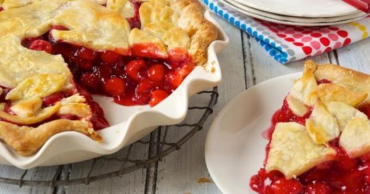 Картинки по запросу cherry pie recipe