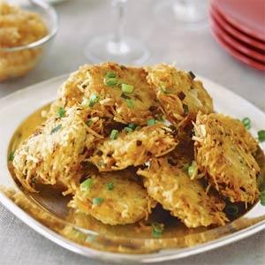 Potato Pancakes Recipe | MyRecipes.com | KeepRecipes: Your ...