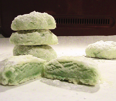 Minty Cool Meltaway Cookies Keeprecipes Your Universal Recipe Box