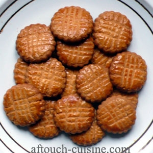 Breton biscuits keeprecipes your universal recipe box for Aftouch cuisine com