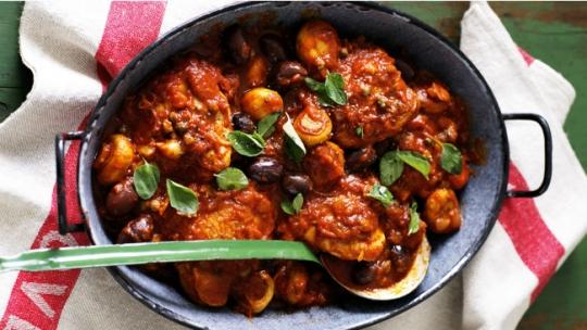 Chicken Cacciatore Keeprecipes Your Universal Recipe Box