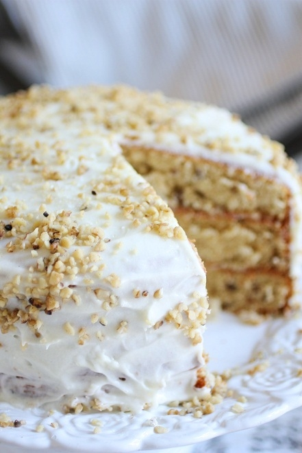 Authentic Italian Cream Cake KeepRecipes Your Universal Recipe Box