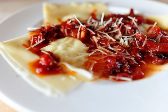 Ravioli, Three Ways | KeepRecipes: Your Universal Recipe Box