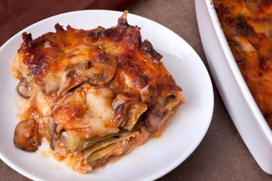 Noodleless Zucchini Lasagna Recipe Keto | KeepRecipes: Your Universal ...