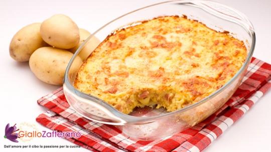 Ricetta Gateau Di Patate Keeprecipes Your Universal Recipe Box