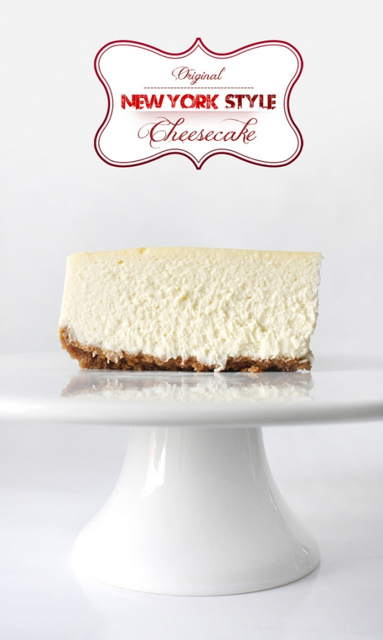 New York Style Cheesecake Recipe Philadelphia Sour Cream