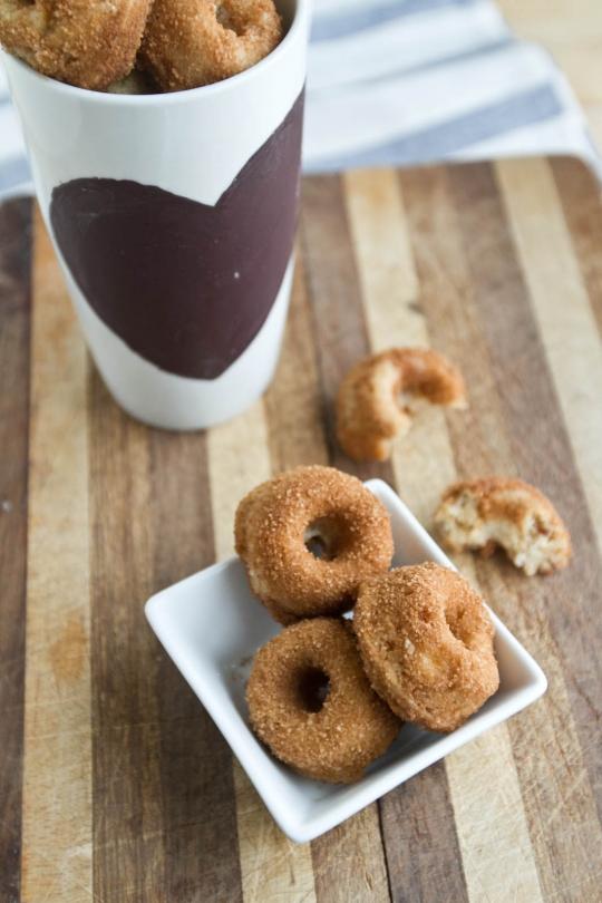 Whole Wheat Banana Nut Doughnuts | KeepRecipes: Your Universal Recipe ...