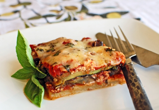 Grilled Eggplant And Zucchini Parmesan Keeprecipes Your Universal Recipe Box,Purple Cleome Flower