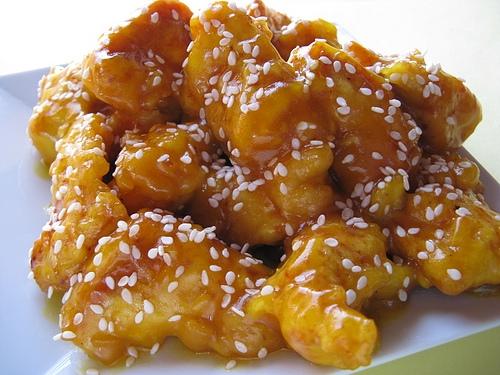 Chinese Honey Chicken Recipe See Original At Blogchef
