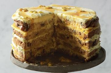 Mango And Marscarpone Layer Cake Recipe   KeepRecipes: Your Universal ...
