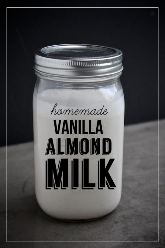 Almond Milk Vanilla | www.imgkid.com - The Image Kid Has It!