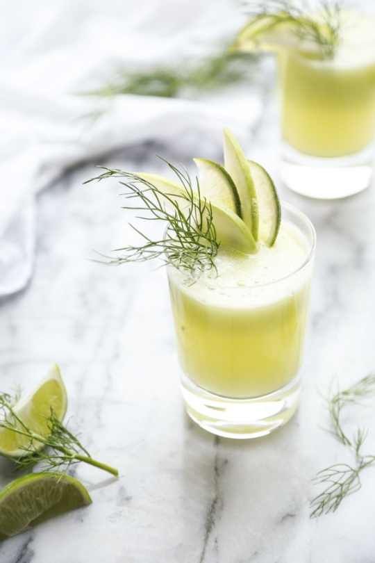 Fresh Fennel Apple Limeade | KeepRecipes: Your Universal ...
