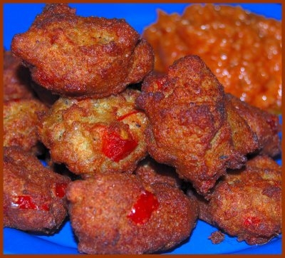 Vegan soul kitchen black eyed pea fritters keeprecipes your vegan soul kitchen black eyed pea fritters see original recipe at holycowvegan forumfinder Image collections