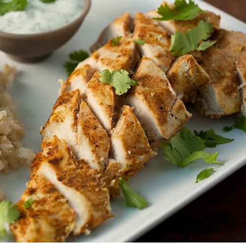 Slim & Spicy Tandoori Chicken | KeepRecipes: Your Universal Recipe Box