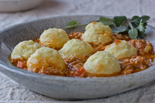 Pork Ragu with Semolina Gnocchi | KeepRecipes: Your Universal Recipe ...