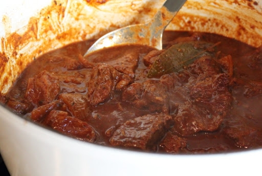 Beef Goulash Thick Hungarian Soup Thin Austrian Stew Or None Of The Above Keeprecipes Your Universal Recipe Box