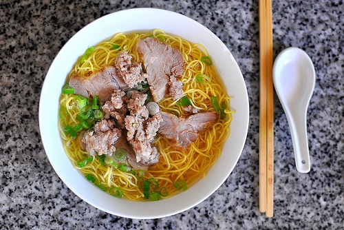 Hủ Tiếu Mì - Vietnamese Pork Noodle Soup | KeepRecipes: Your
