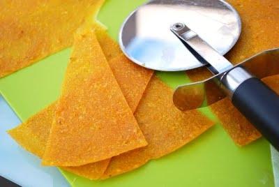 Mango-Pineapple, No Sugar Added, homemade Fruit Leather ...