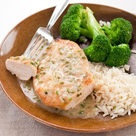 Pan Seared Chicken Breasts Recipe Keeprecipes Your Universal