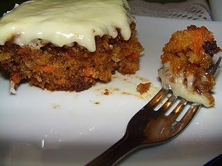 Blue Ribbon Carrot Cake With Buttermilk Glaze Keeprecipes Your