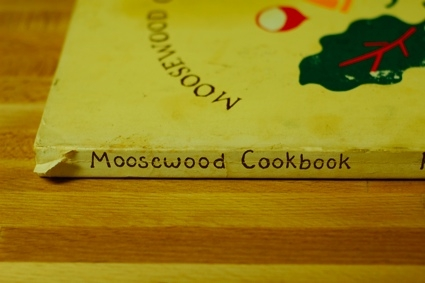 Moosewood Carrot Cake