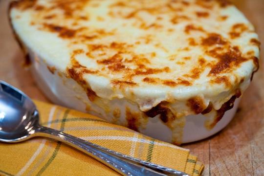 Gruyere Mashed Potatoes Food Network