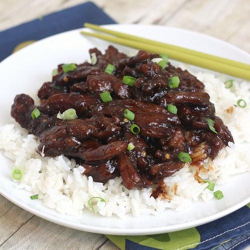 Mongolian Beef | KeepRecipes: Your Universal Recipe Box