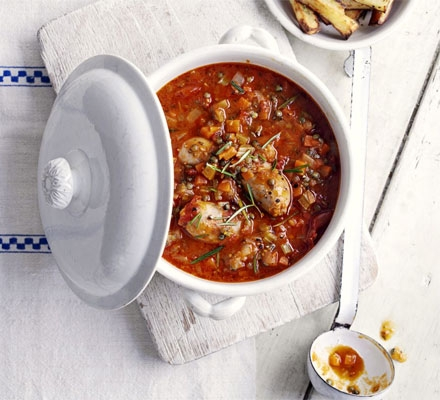 Italian sausage puy lentil rosemary stew keeprecipes your see original recipe at bbcgoodfood forumfinder Images