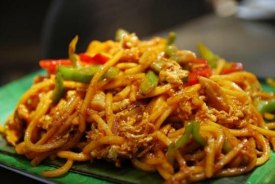 Mee Goreng (Malaysian Stir-Fried Noodles) | KeepRecipes: Your Universal Recipe Box
