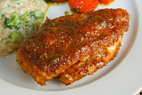 Maple and Mustard Glazed Chicken   KeepRecipes: Your Universal Recipe ...