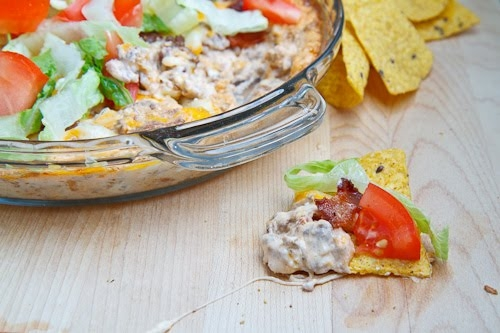 Bacon Double Cheese Burger Dip | KeepRecipes: Your Universal Recipe ...