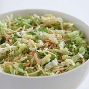 Oriental Fried Noodle Salad Keeprecipes Your Universal Recipe Box