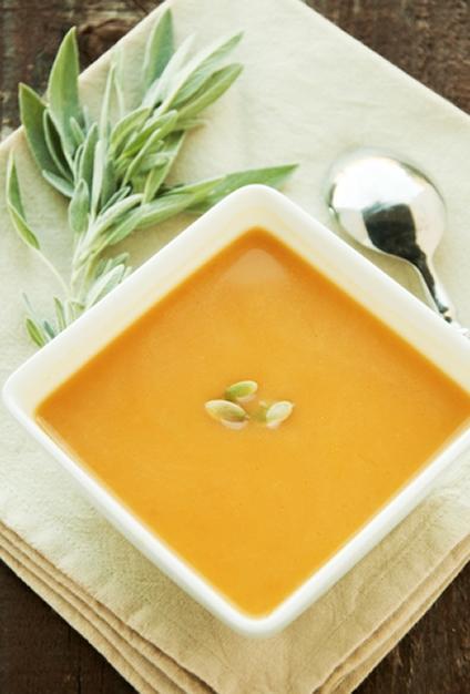 Smoky simple pumpkin soup recipe from ecuador keeprecipes your see original recipe at amazingsouprecipes forumfinder Gallery
